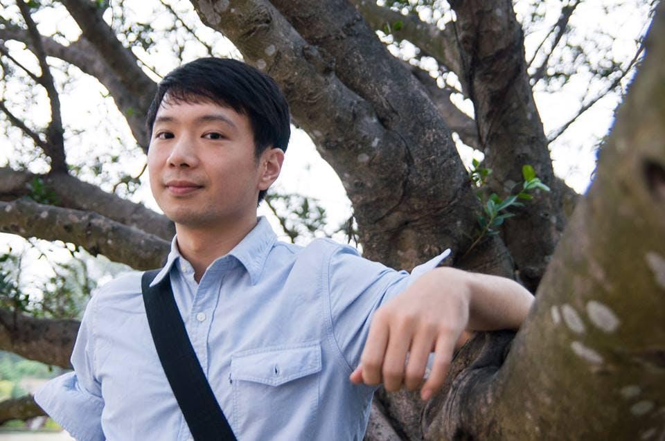 學與業研究型作家 謝宇程
